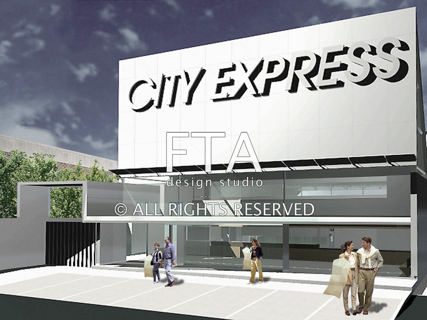 city express, lima, peru